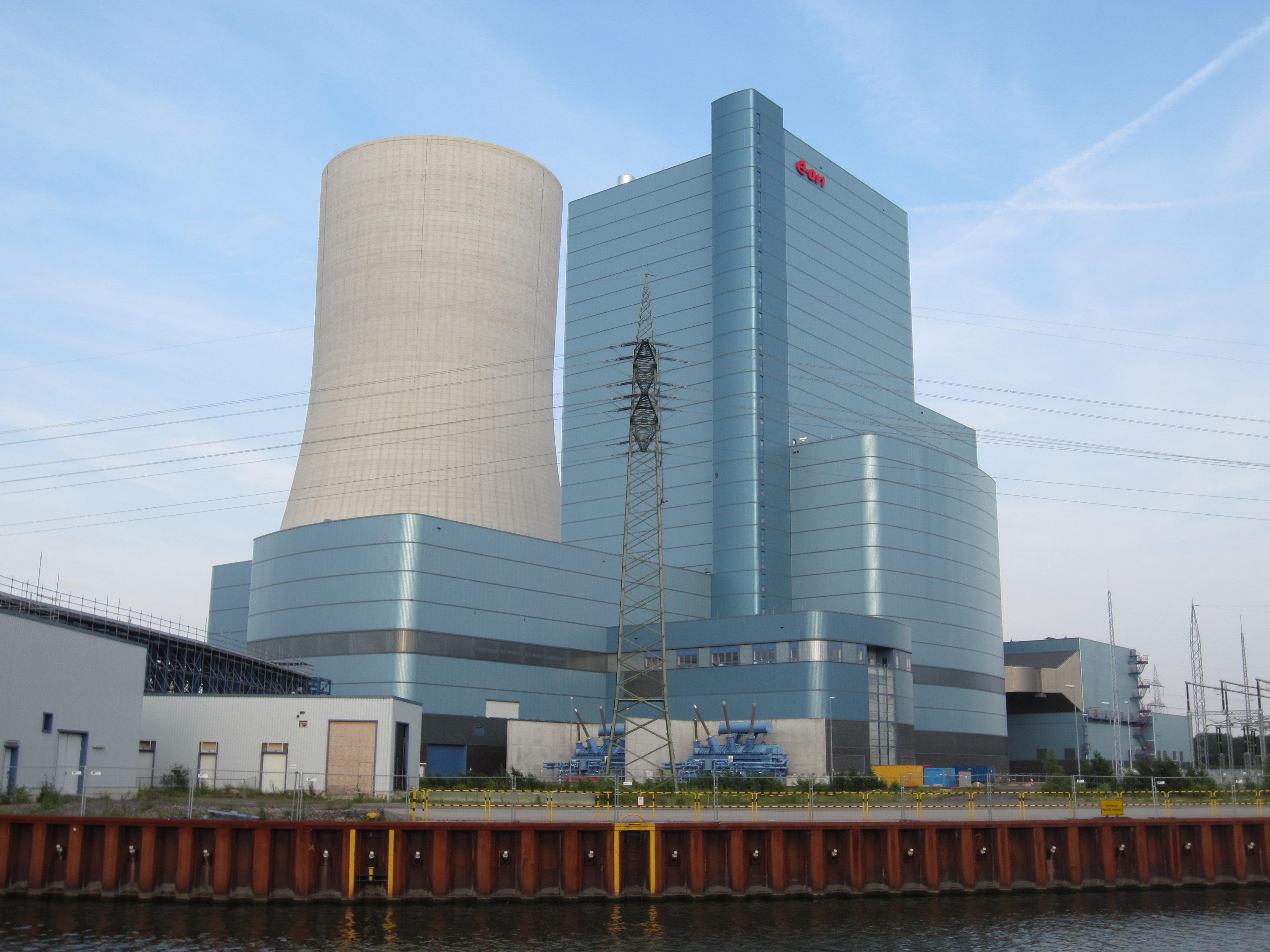 Kraftwerk Datteln IV