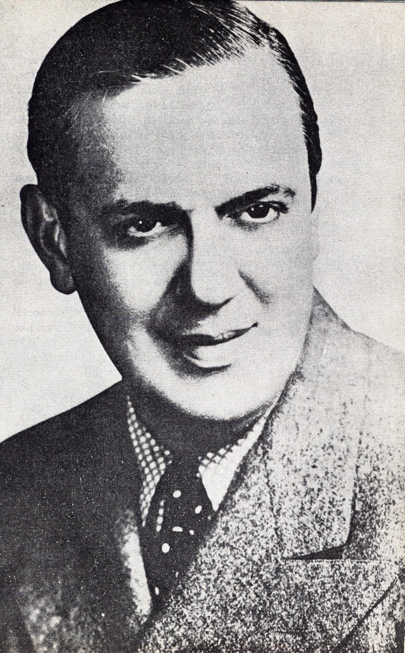 Ernesto Lecuona en 1936.