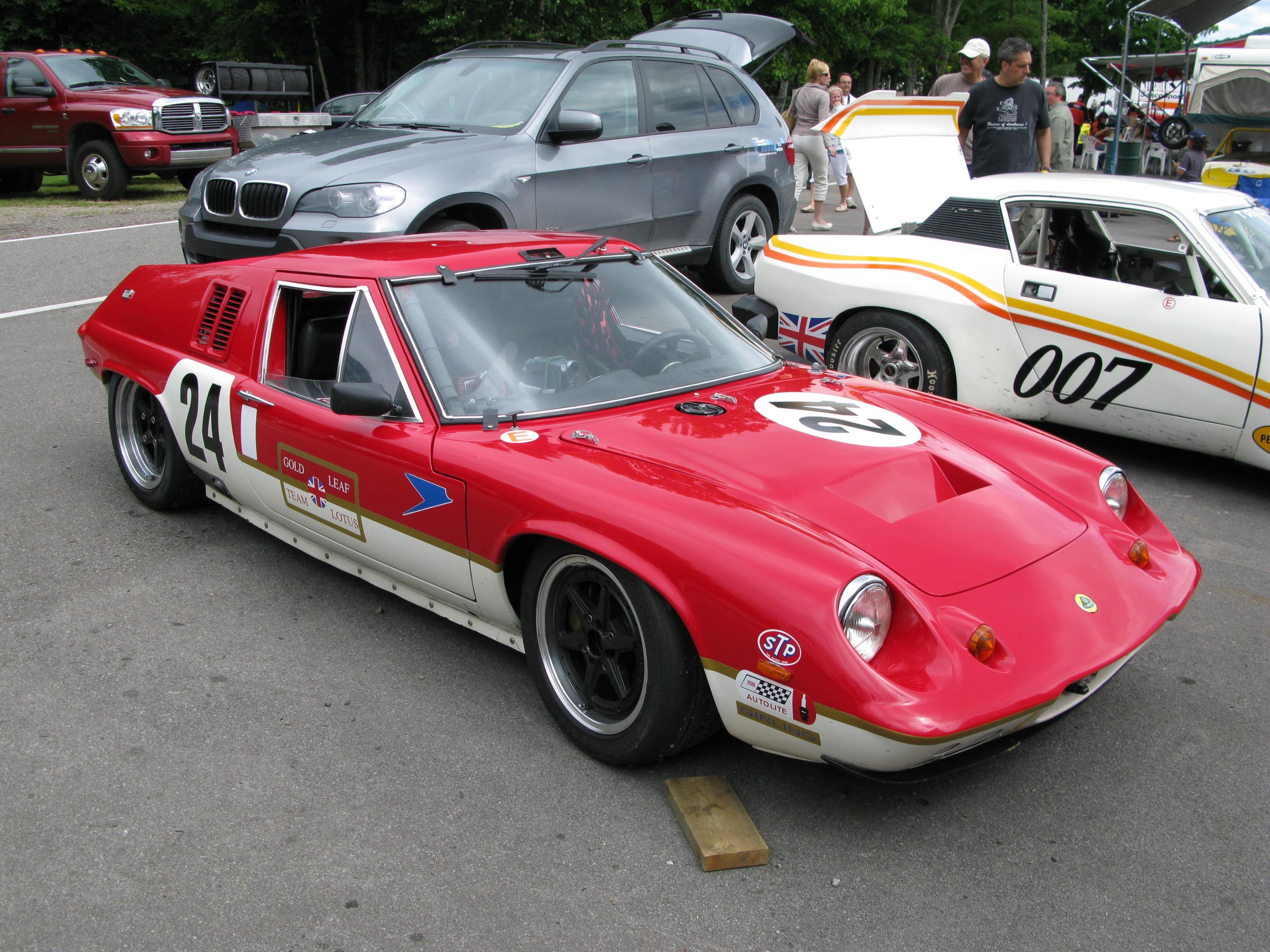 Lotus 47 Europa group 4 (1967) - Racing Cars