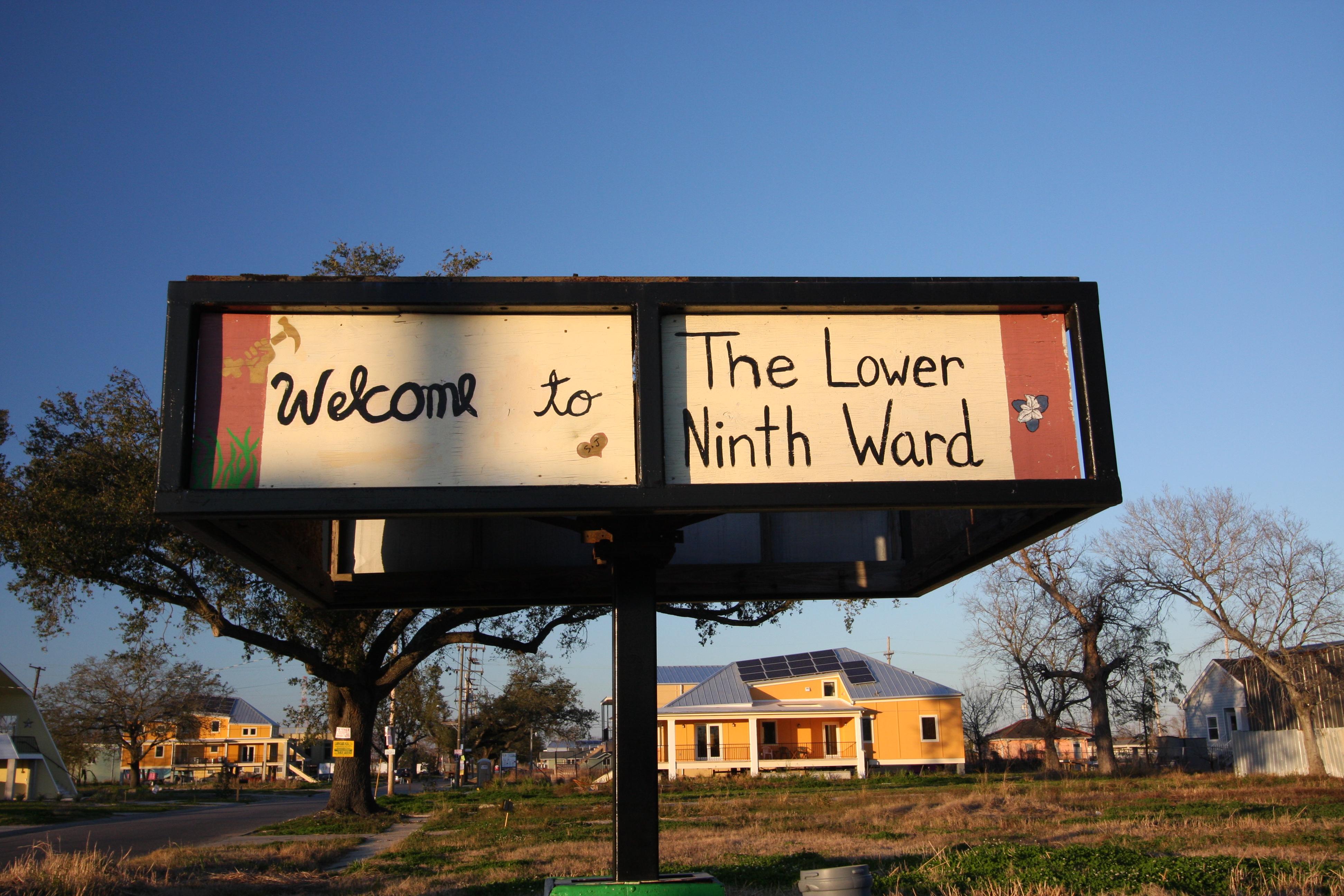 Lower Ninth Ward Relat...