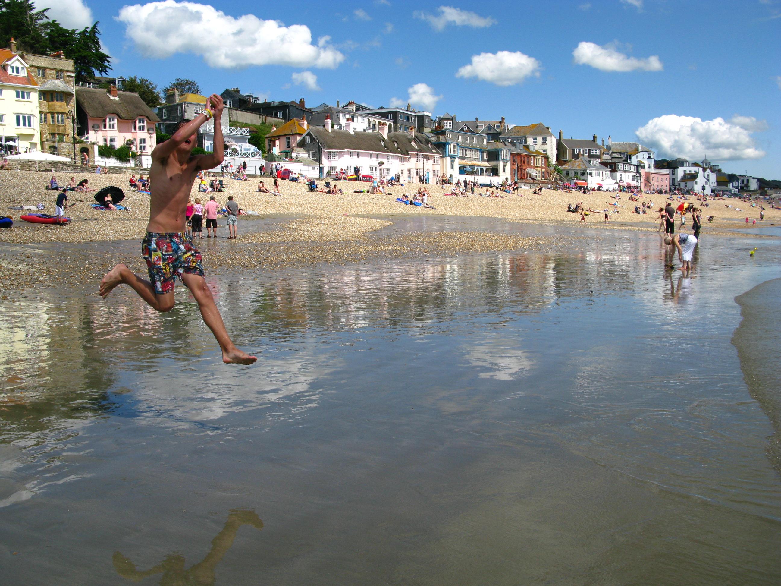 Beaches Near Lyme Regis