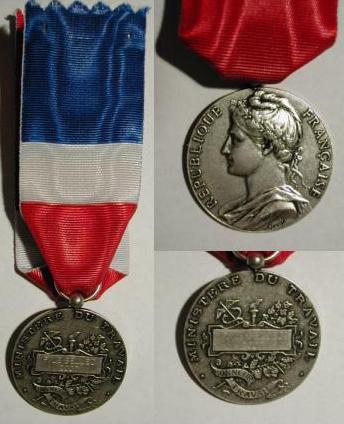 Medaille D Honneur Du Travail Wikipedia