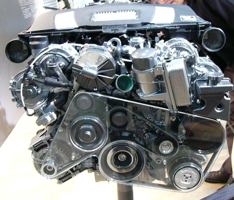 mercedes m272 supercharger