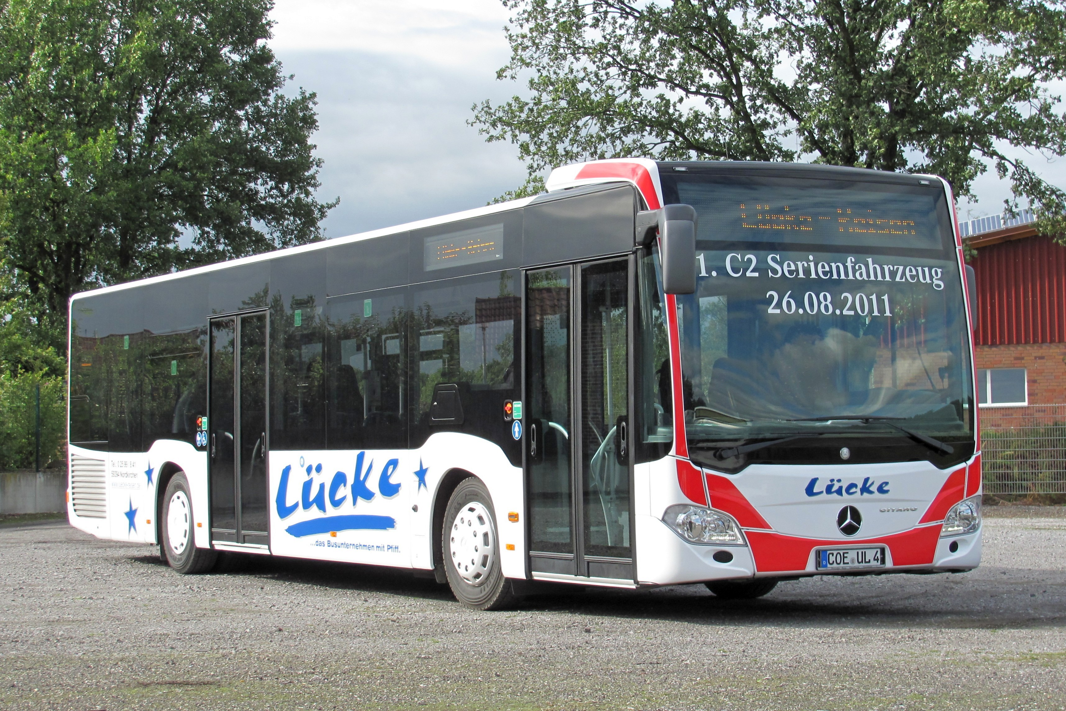 Mercedes-Benz Citaro – Wikipedia