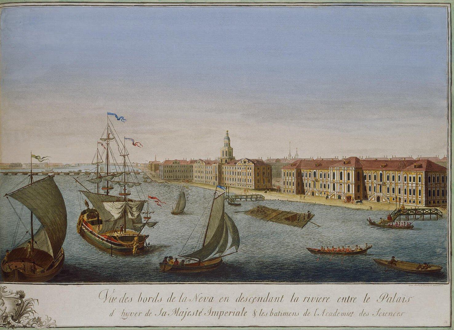 La creación de San Petersburgo - Fundación de una antigua capital de Rusia en 1703