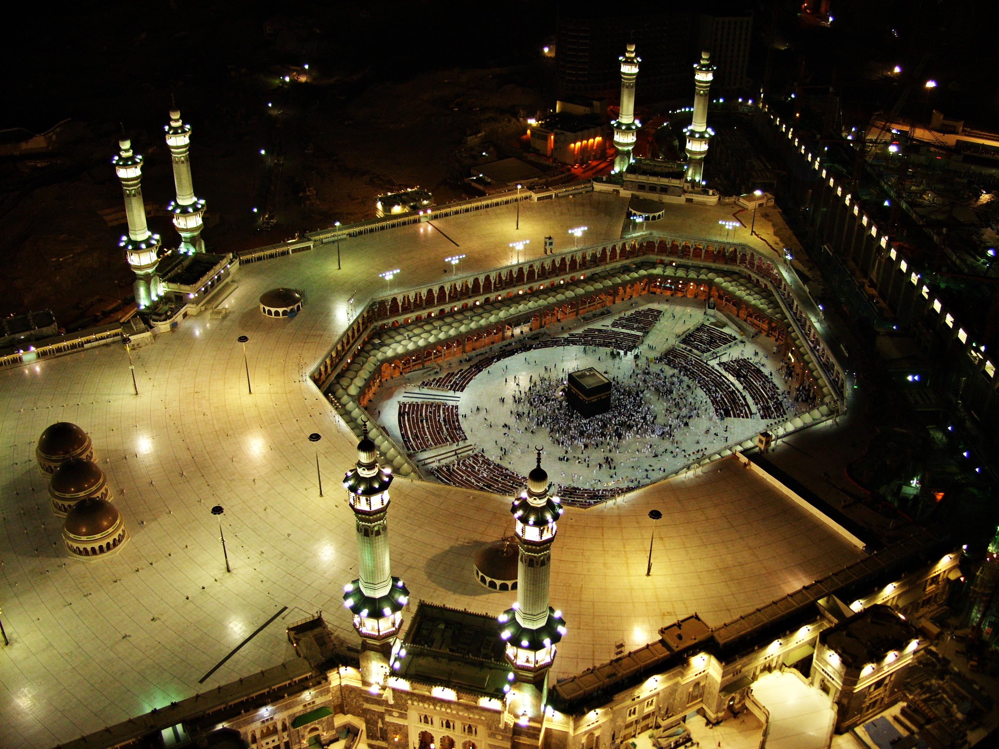 Depiction of La Meca