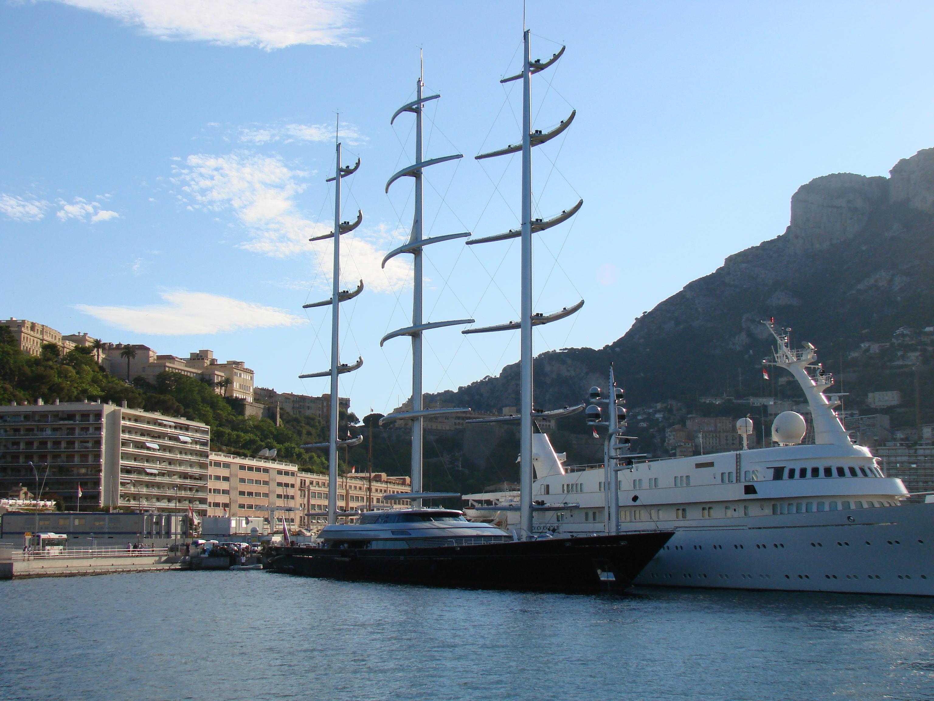 Maltese Falcon (yacht) — Wikipédia
