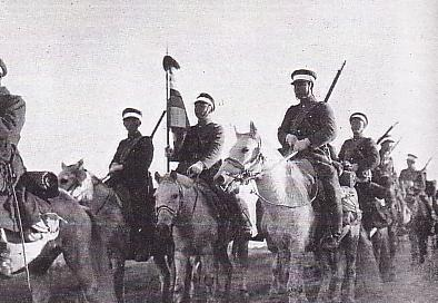 Cavalry of the Manchukuo Imperial Army Manchukuo Imperial Army.JPG