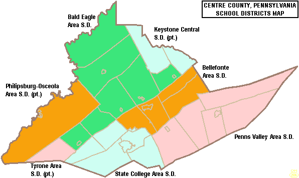 Philipsburg-Osceola School District - Wikipedia