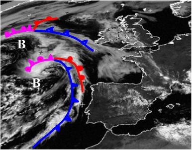 Nubarrones sobre España