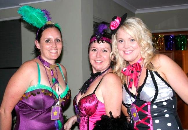 Mardi gras dates in Brisbane