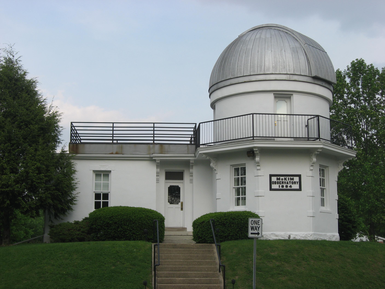 Mckim Observatory Wikipedia