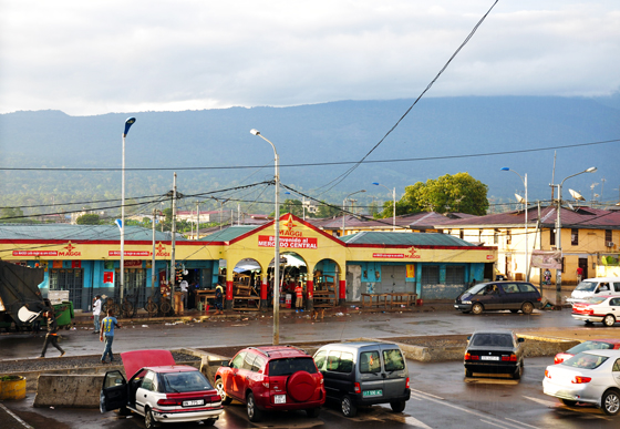 equatorial guinea malabo