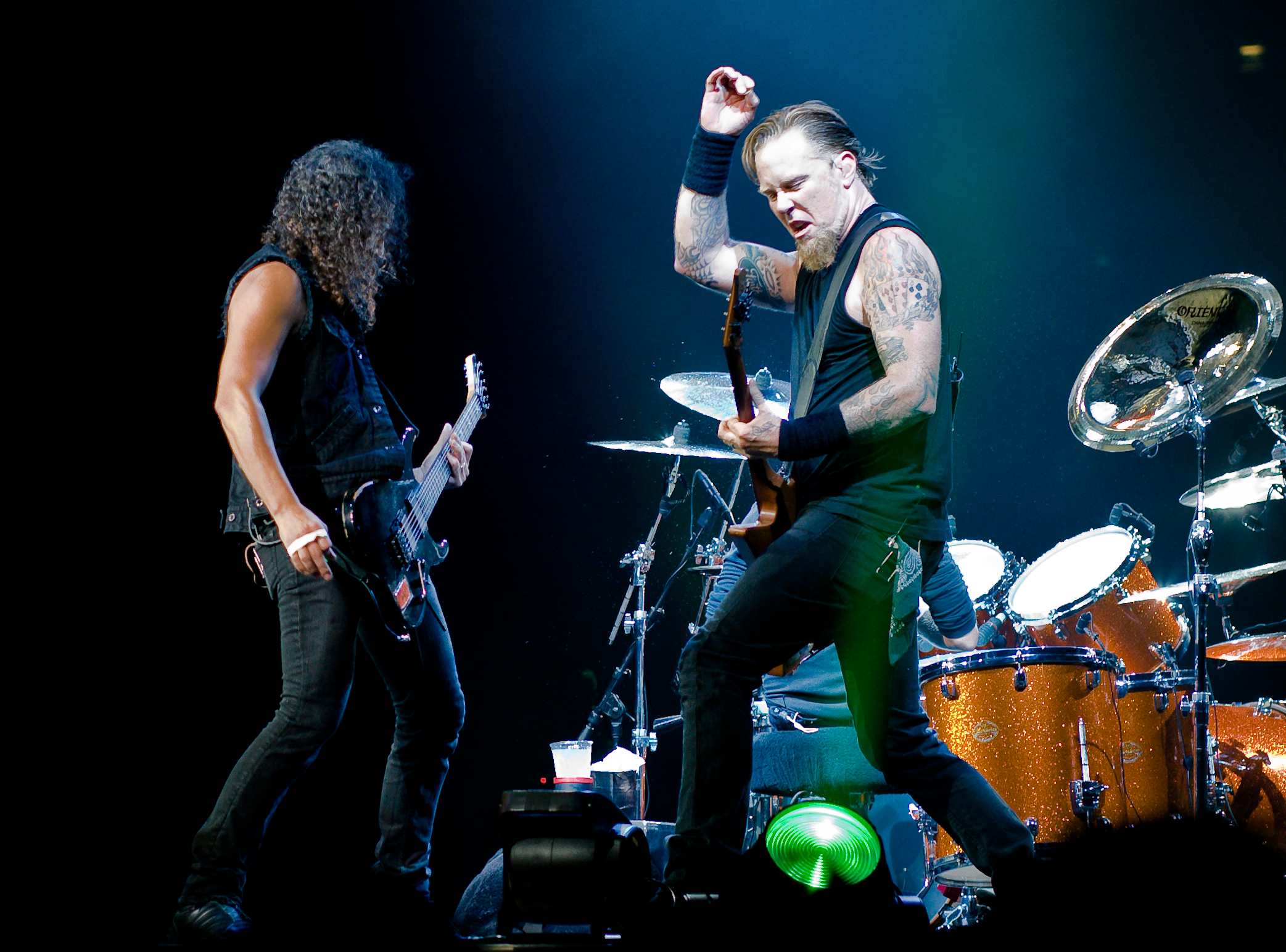 Metallica's 3D project is back on track