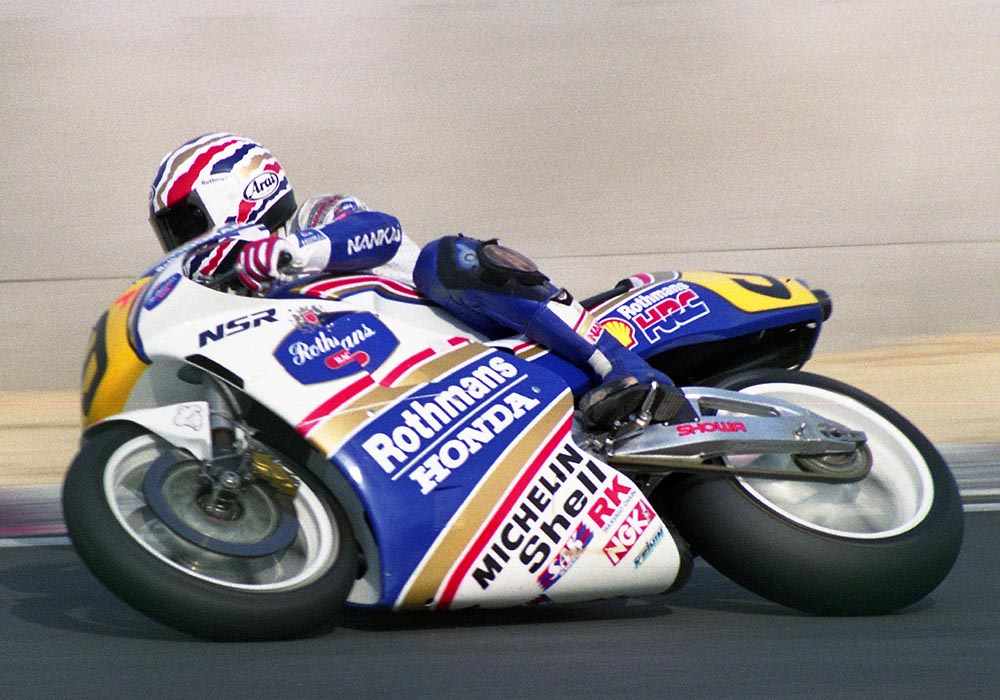 Mick Doohan Japanese Gp on Honda Moto Deportiva