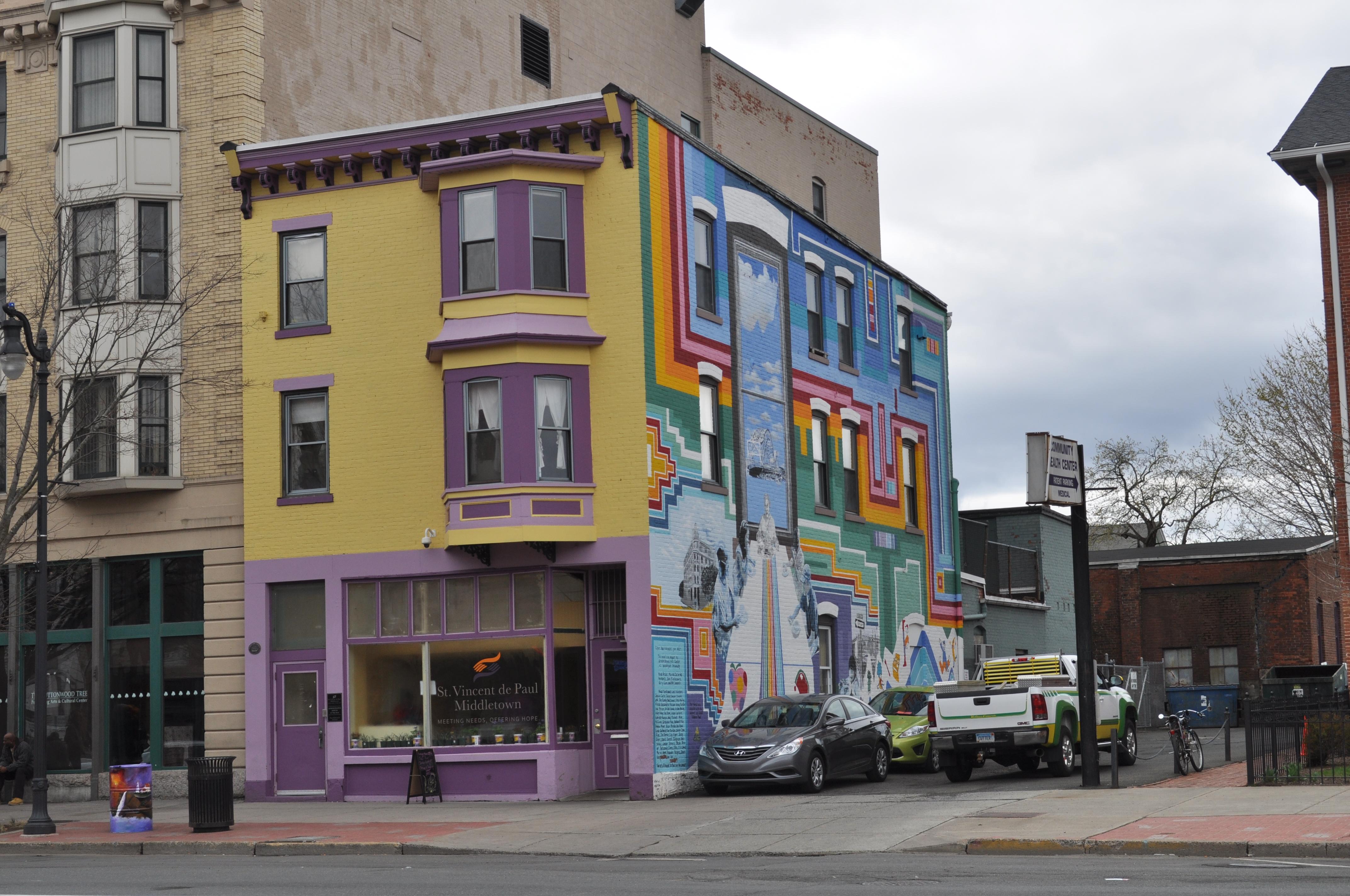 Restaurant Middletown Ct Main Street