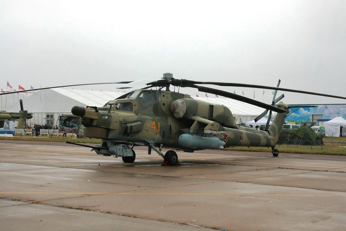 File:Mil Mi-28, MAKS 2009.jpg - Wikimedia Commons