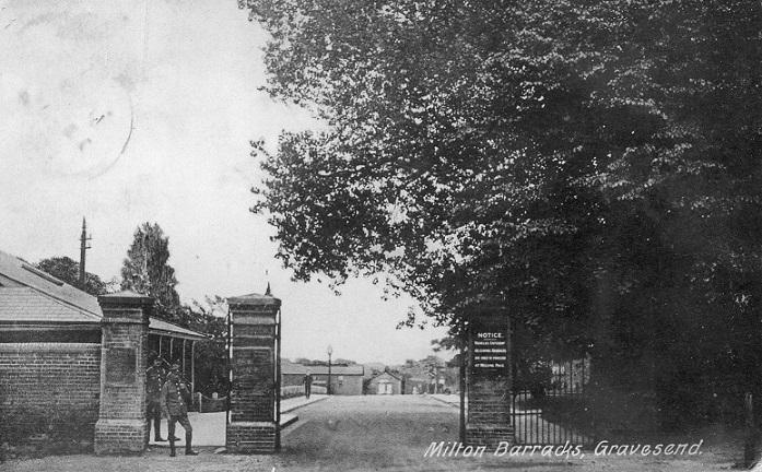 Milton Barracks