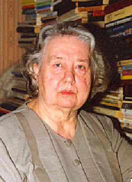 Маргарита Николаевна Кожина