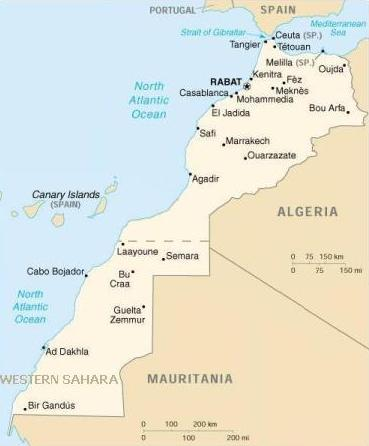 FileMorocco Western Sahara Mapjpg Wikimedia Commons - Western sahara map