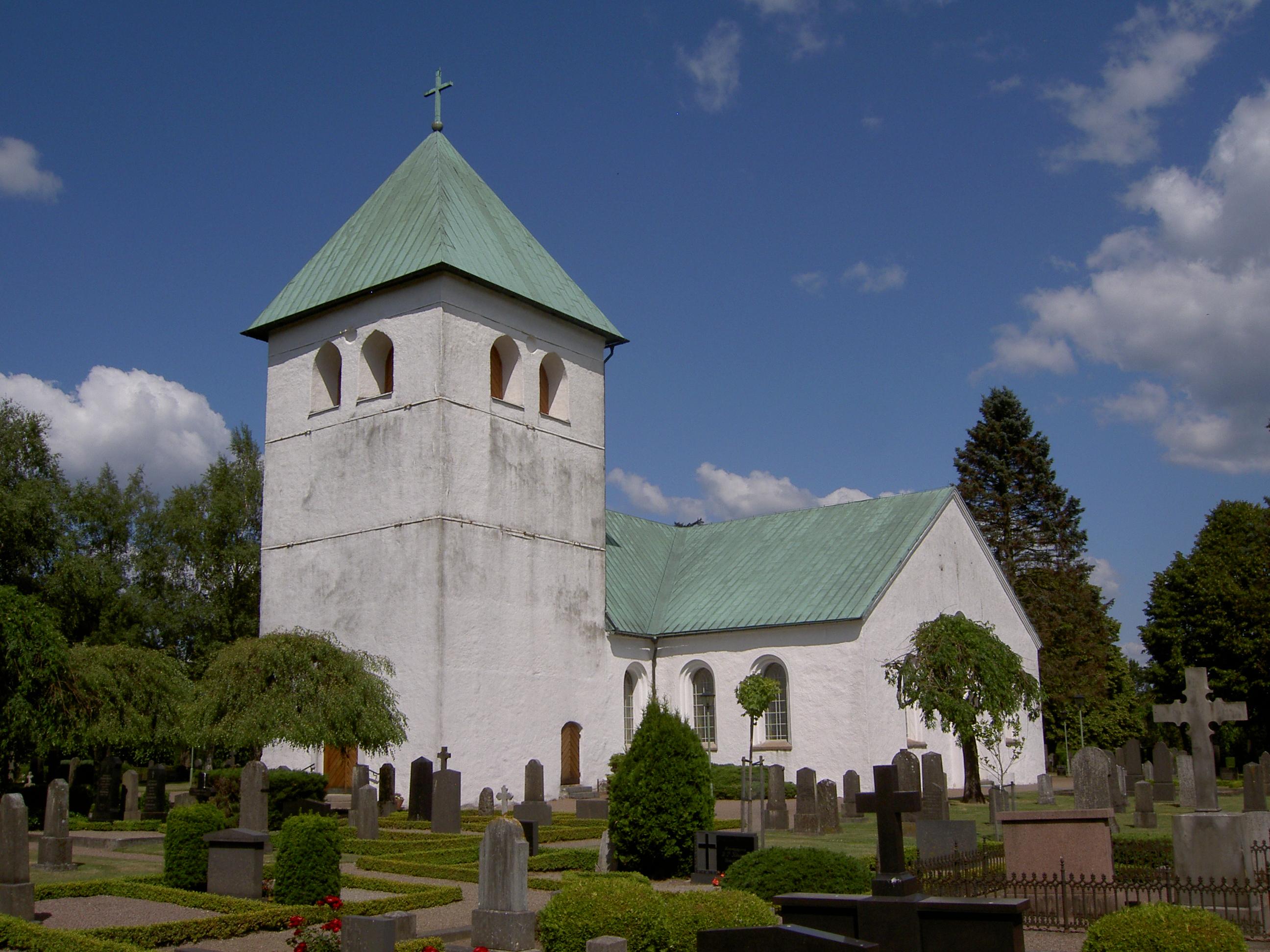 Bild av Munka-Ljungby kyrka