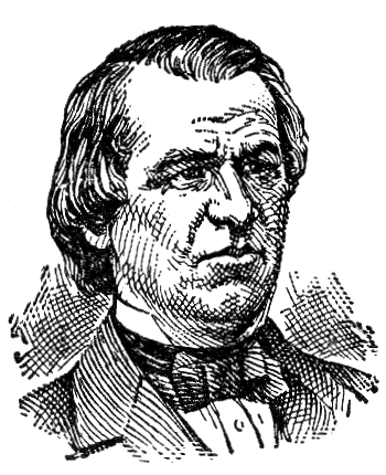 In 1808 on this day the sixteenth Vice President of the United States Andrew Johnson was born in Raleigh, North Carolina.