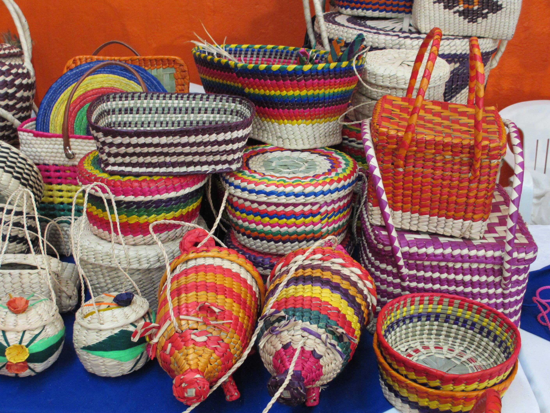 Descripción Nacajuca.Artesanías de palma.JPG