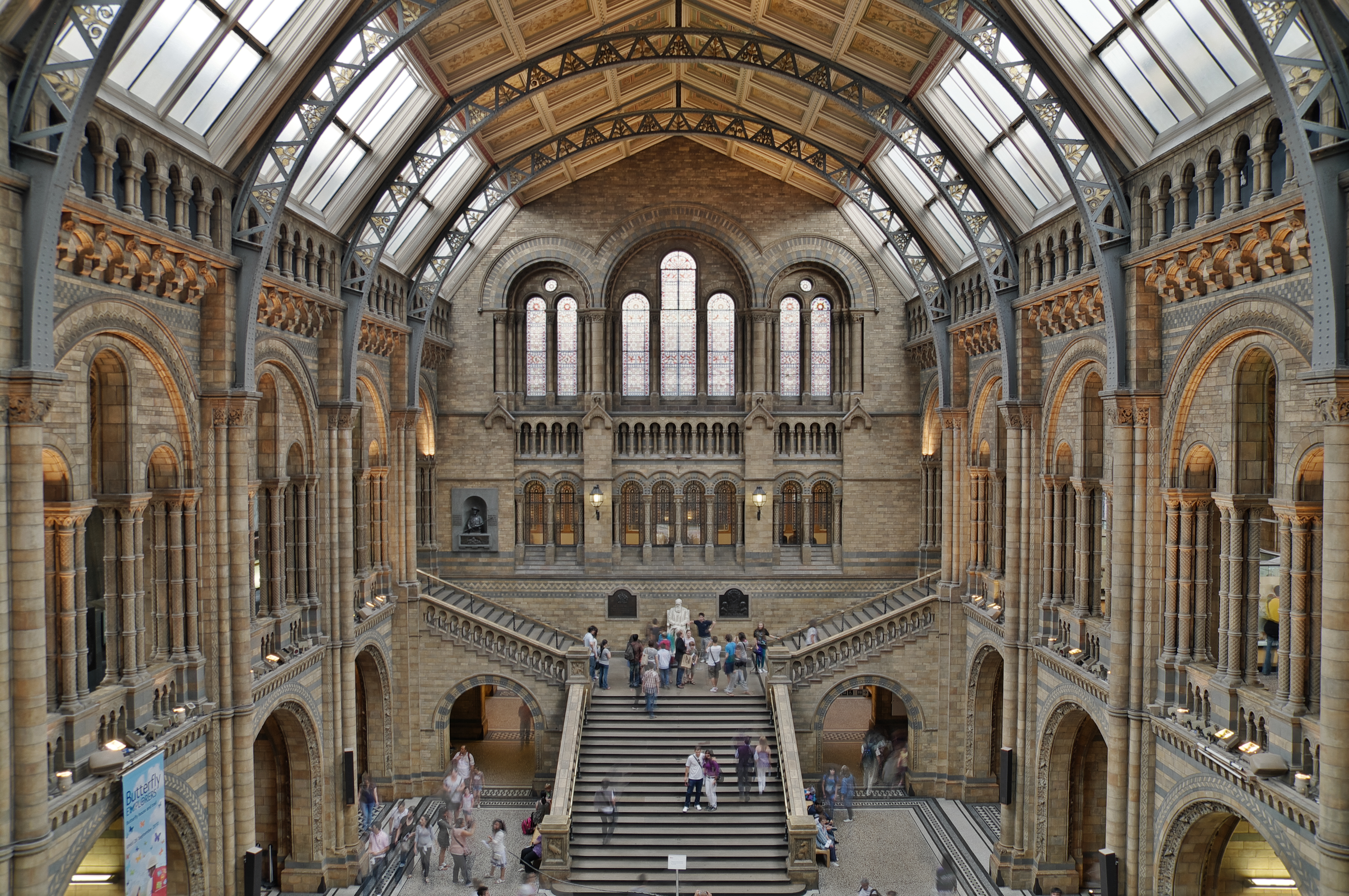 London - Natural History Museum ~ Travel