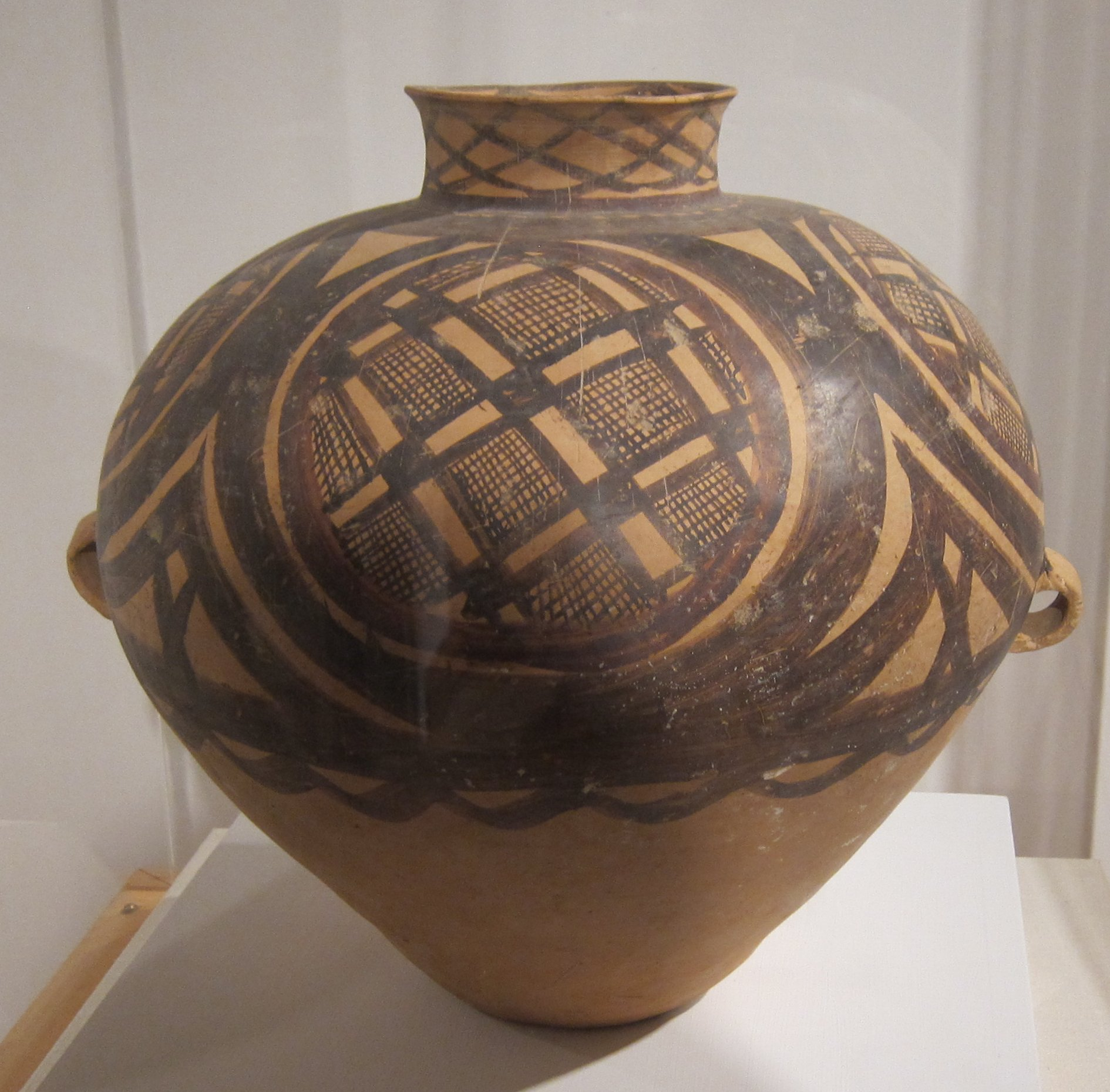 fileneolithic chinese pottery john young museum of art i