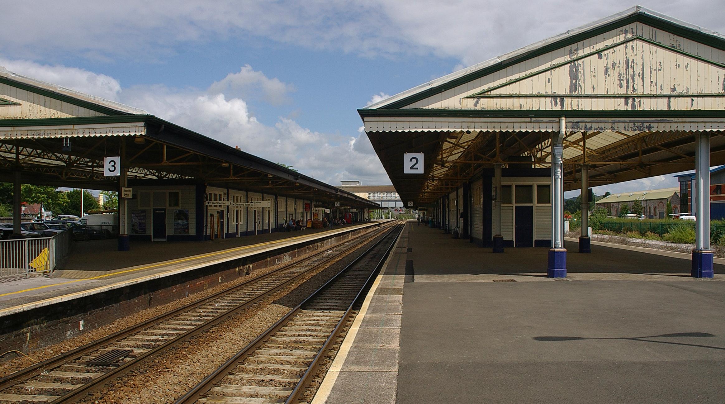 Newton Abbot Train Station Lost Property
