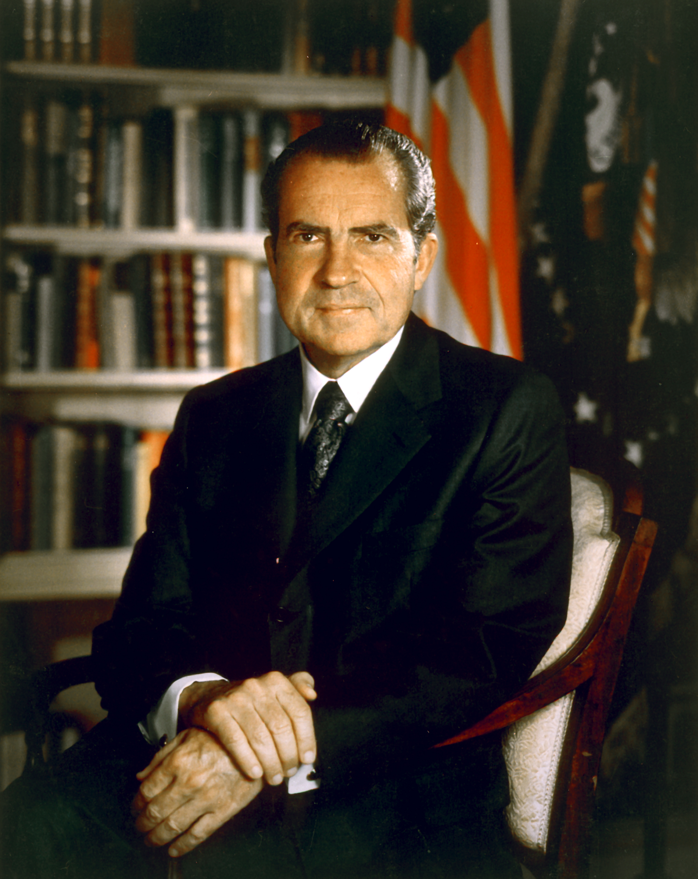 a biography of richard m nixon as the first president of the united states A case in which the court held that the president does not have executive privilege in richard m nixon, et al decided together with nixon v united states.