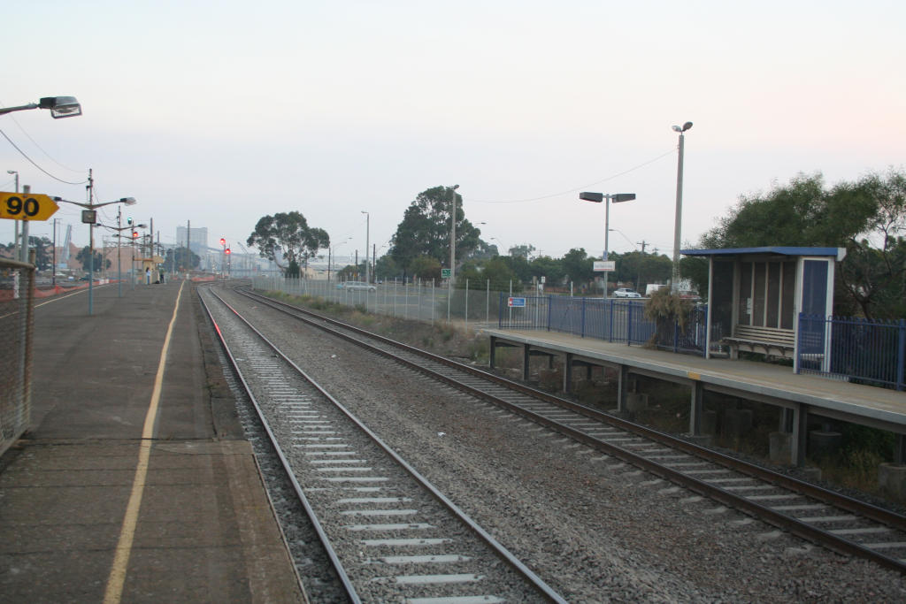 North Shore railway station