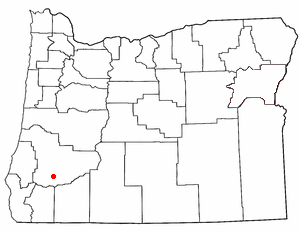 Loko di Canyonville, Oregon