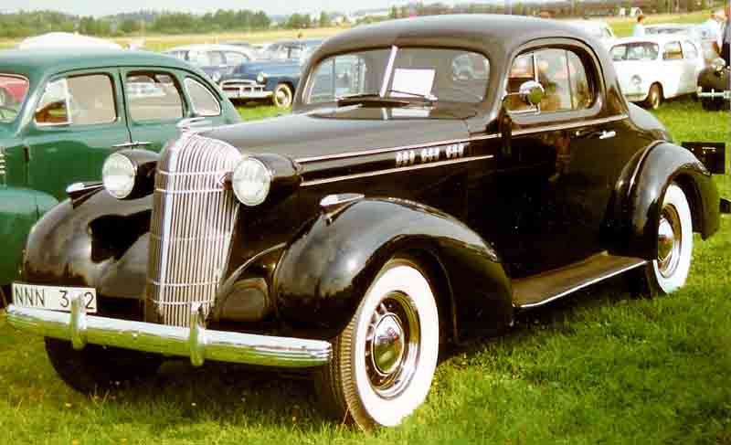 1936 Oldsmobile Coupe for Sale http://en.wikipedia.org/wiki/File:Oldsmobile_Series_F_Coupe_1936.jpg