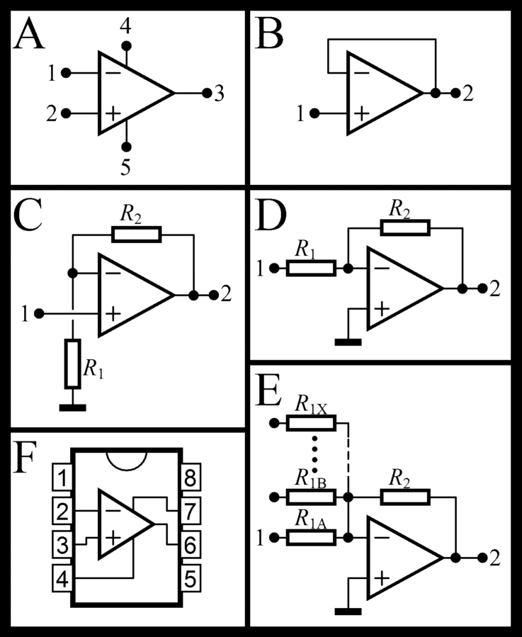 Fileopamp Diagrams And Pinoutg Wikimedia Commons