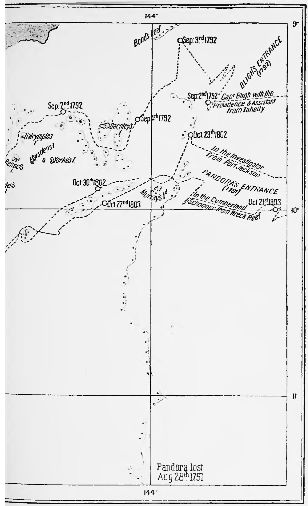 Page 346 map (The Life of Matthew Flinders).jpg