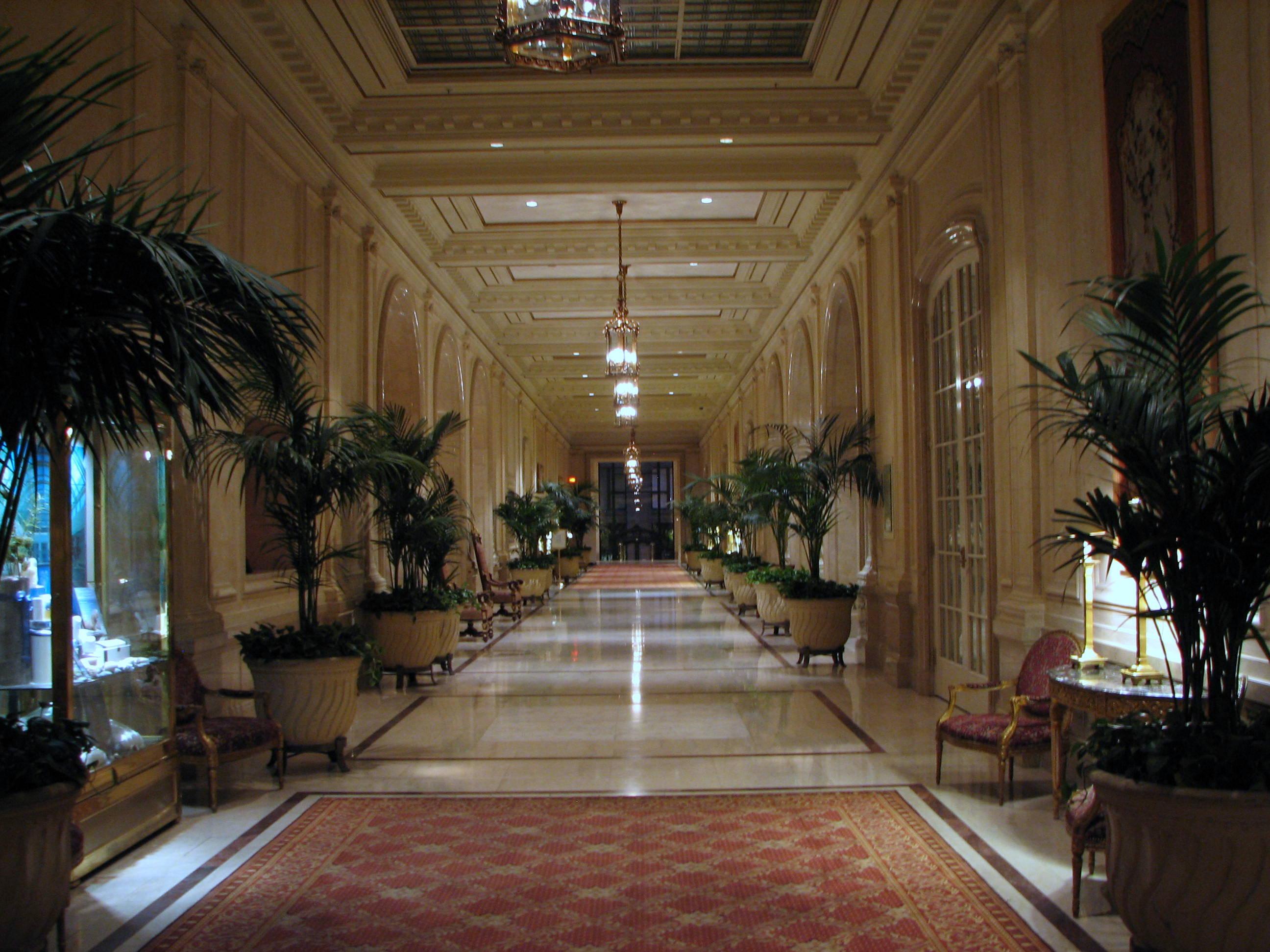 California Palace Hotel