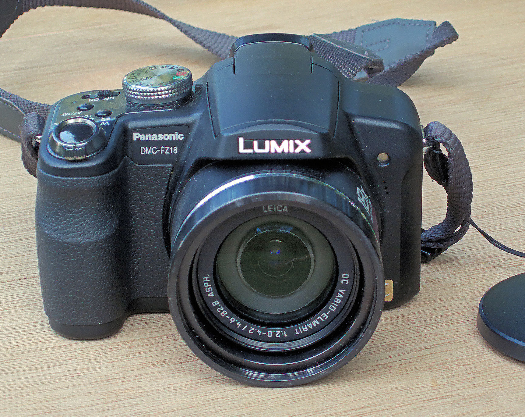 Panasonic Lumix Dmc Fz18 Wikipedia