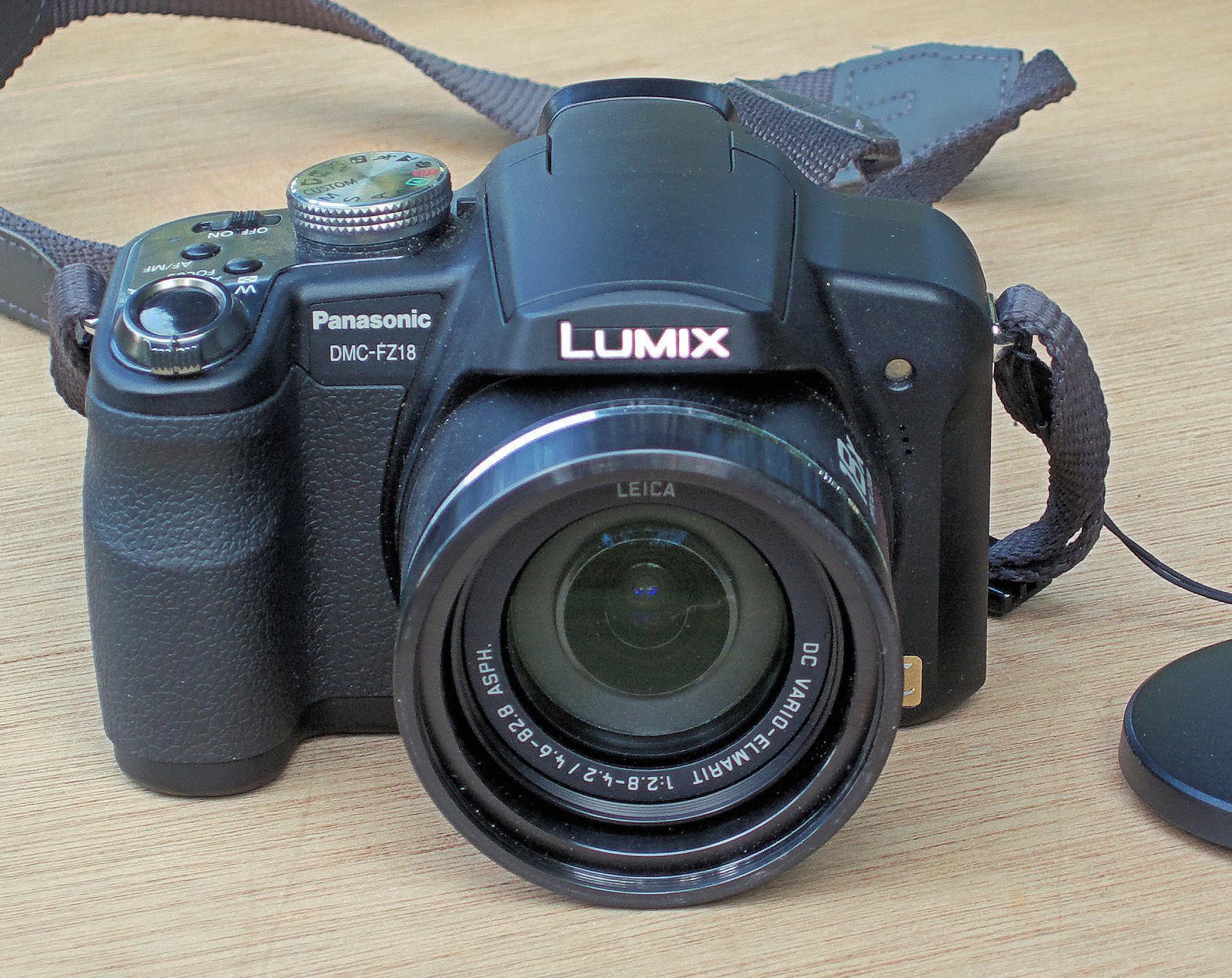 panasonic lumix dmc fz18 wikiwand rh wikiwand com panasonic fz18 manual pdf panasonic camera dmc-fz18 manual