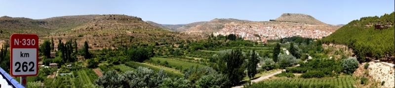 Que visitar cerca de Valencia ADEMUZ, Vista panorámica de ADEMUZ