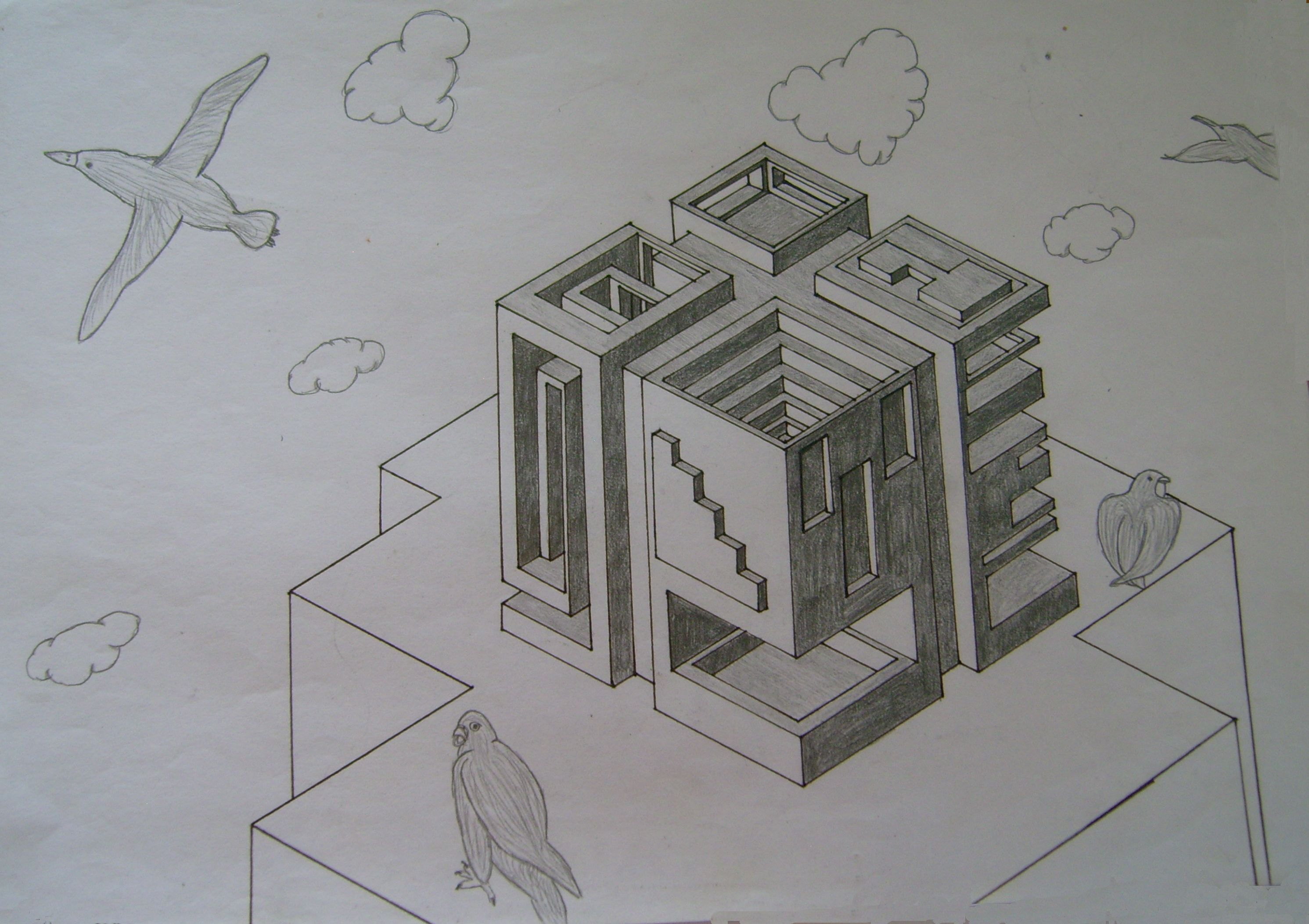 Filepencil drawing cube 2 jpg