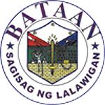 Offizielles Siegel der Provinz Bataan
