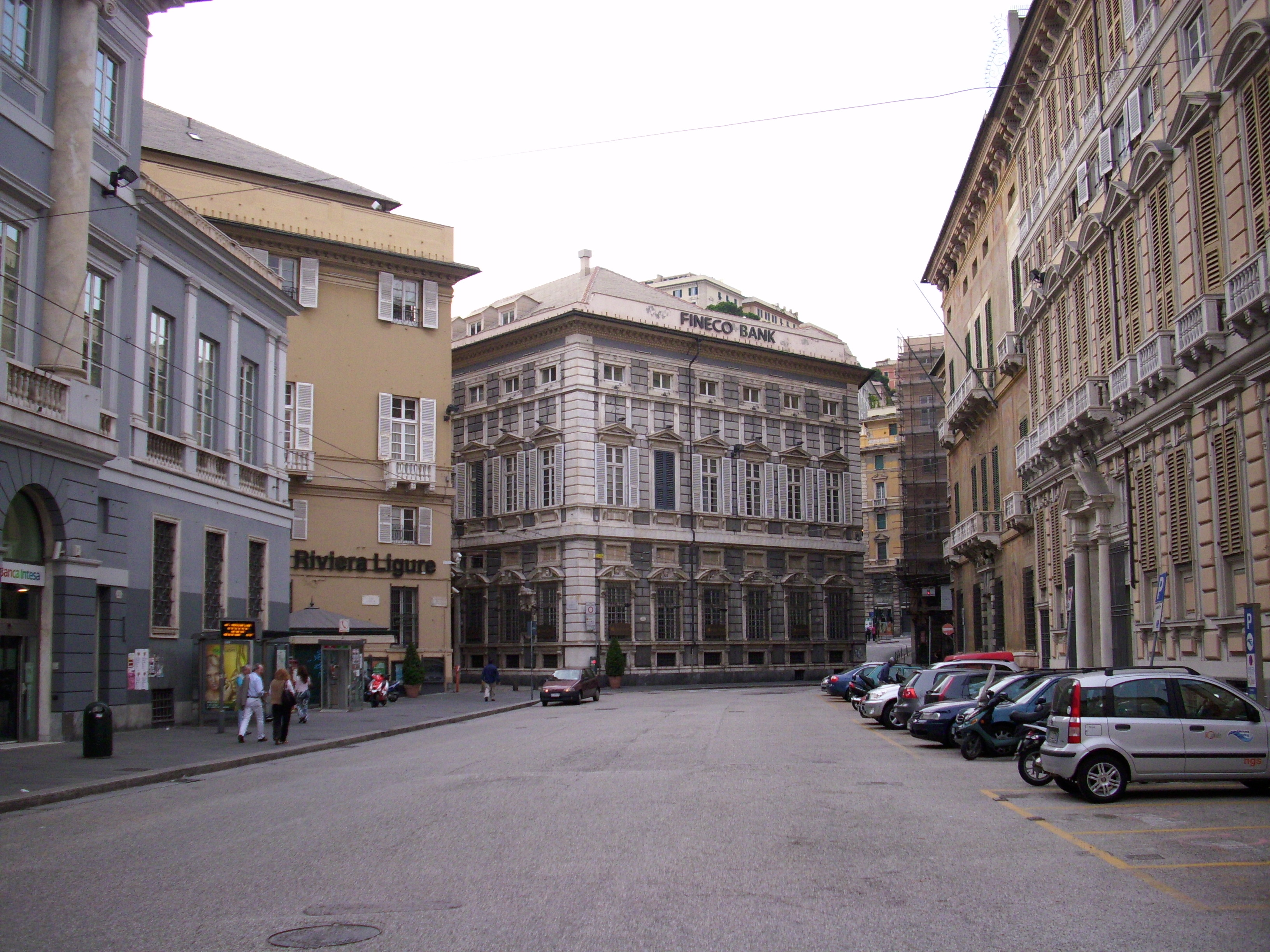 Hotel A Genova Centro