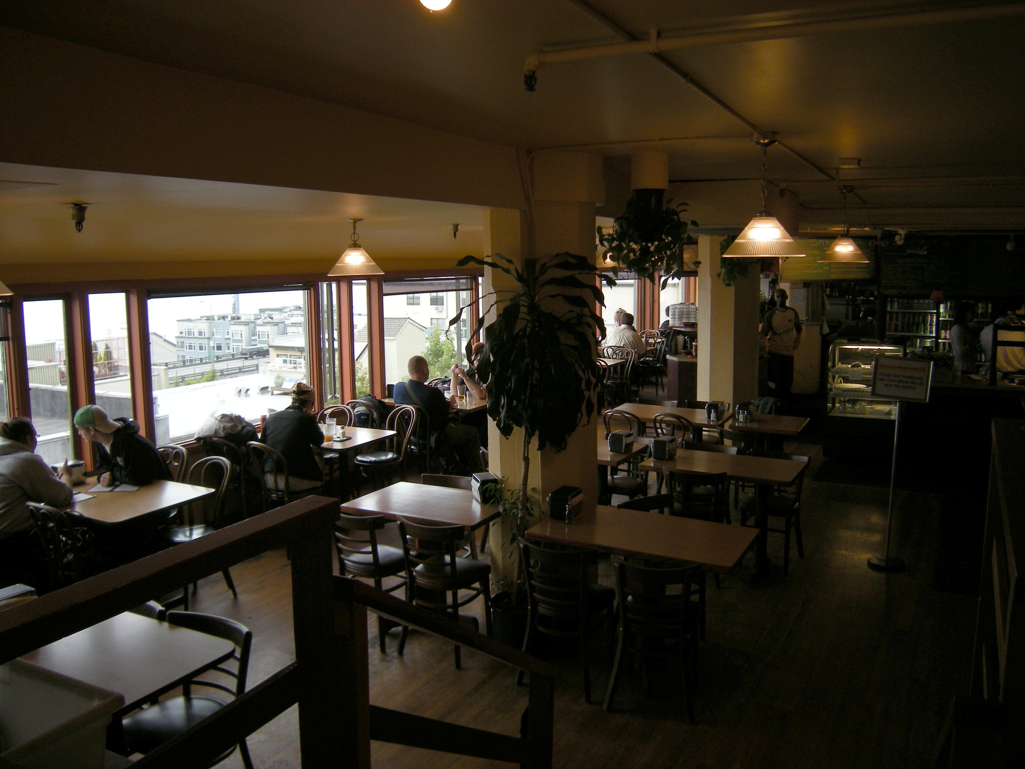 Sound View Cafe Dress Code