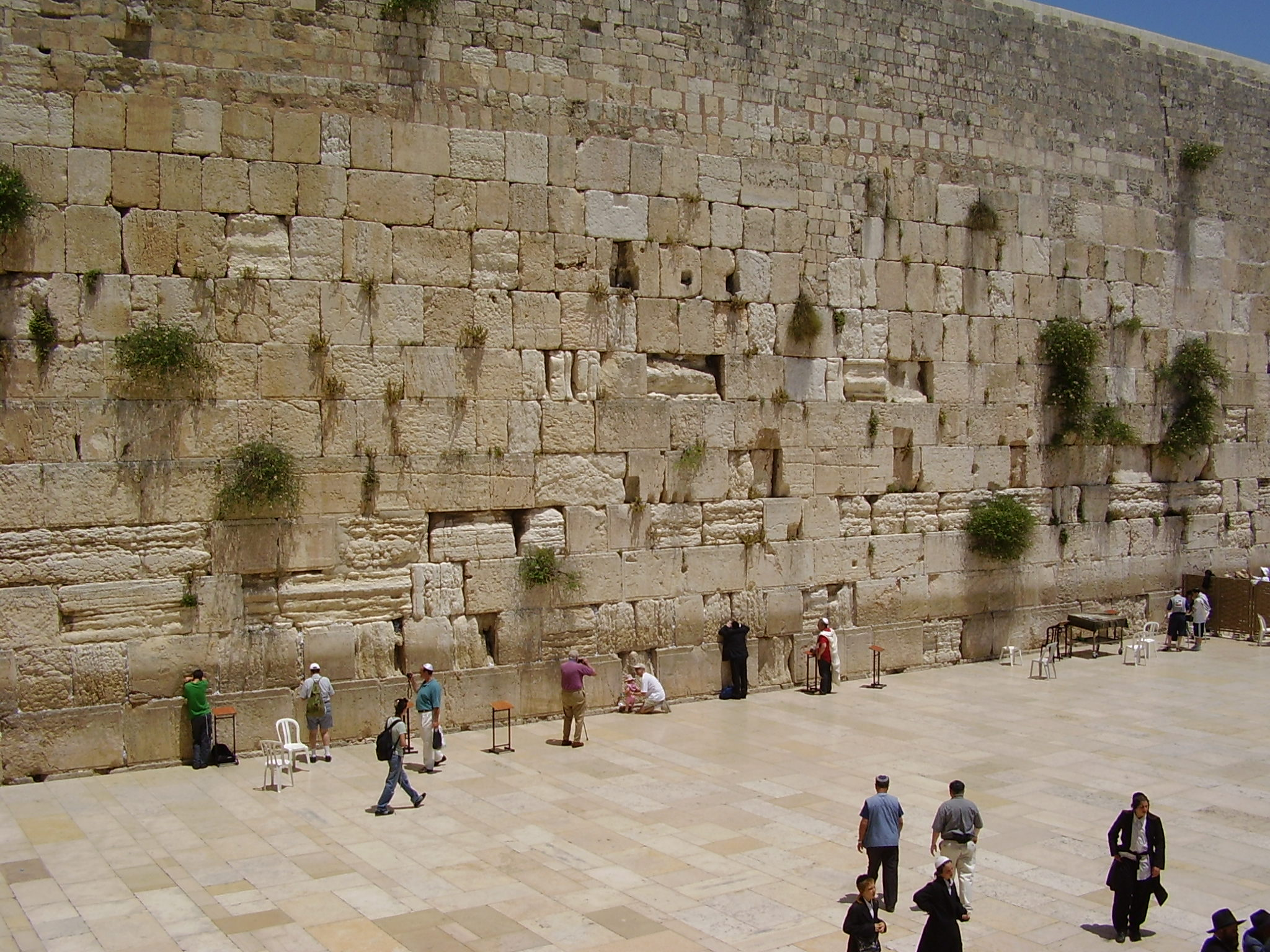 The Kotel Western Wall Tunnel Tour