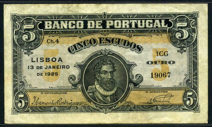 Португалия денежная единица 1365 год