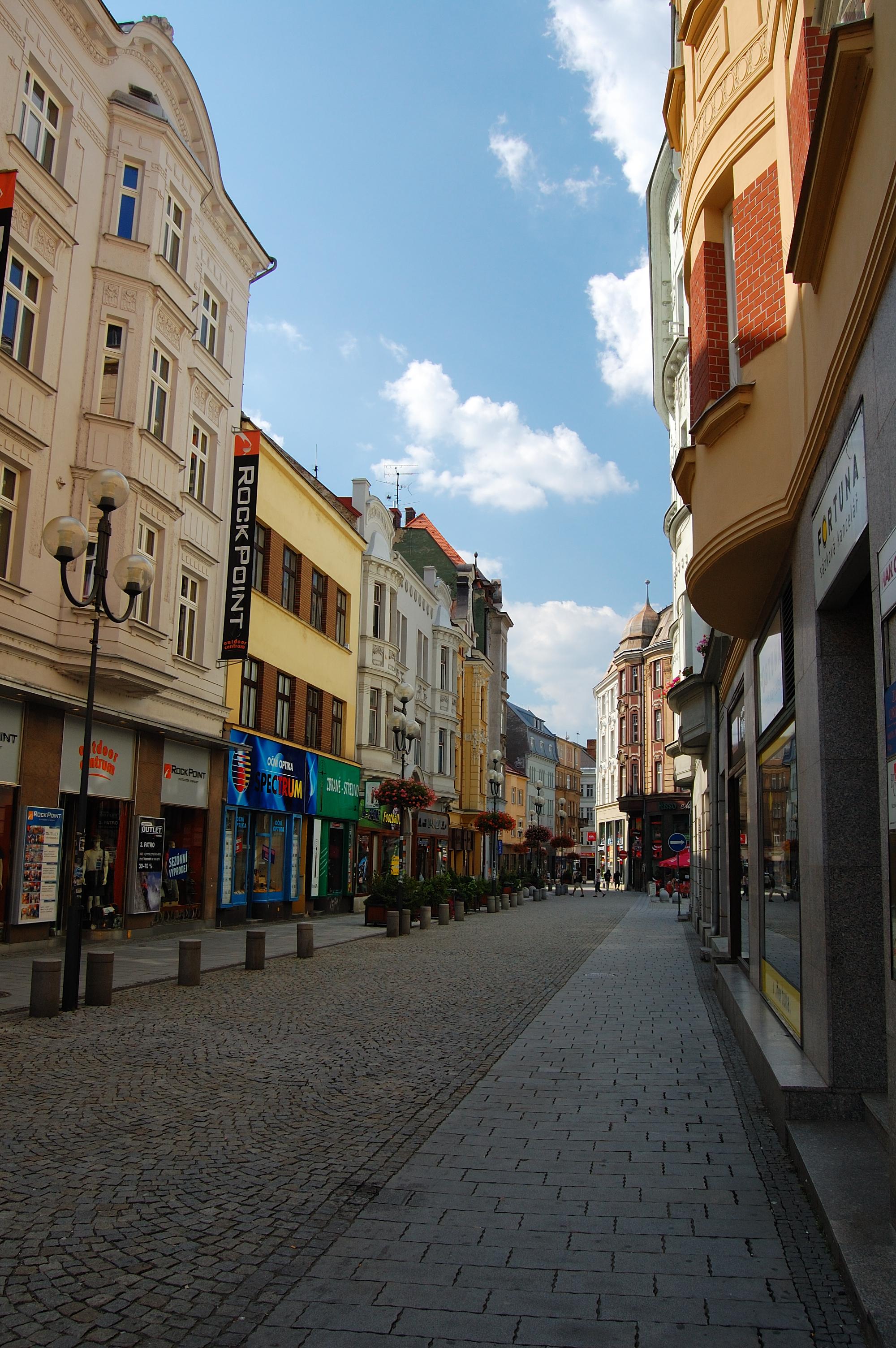 Súbor postovni ulice ostrava 2009 jpg