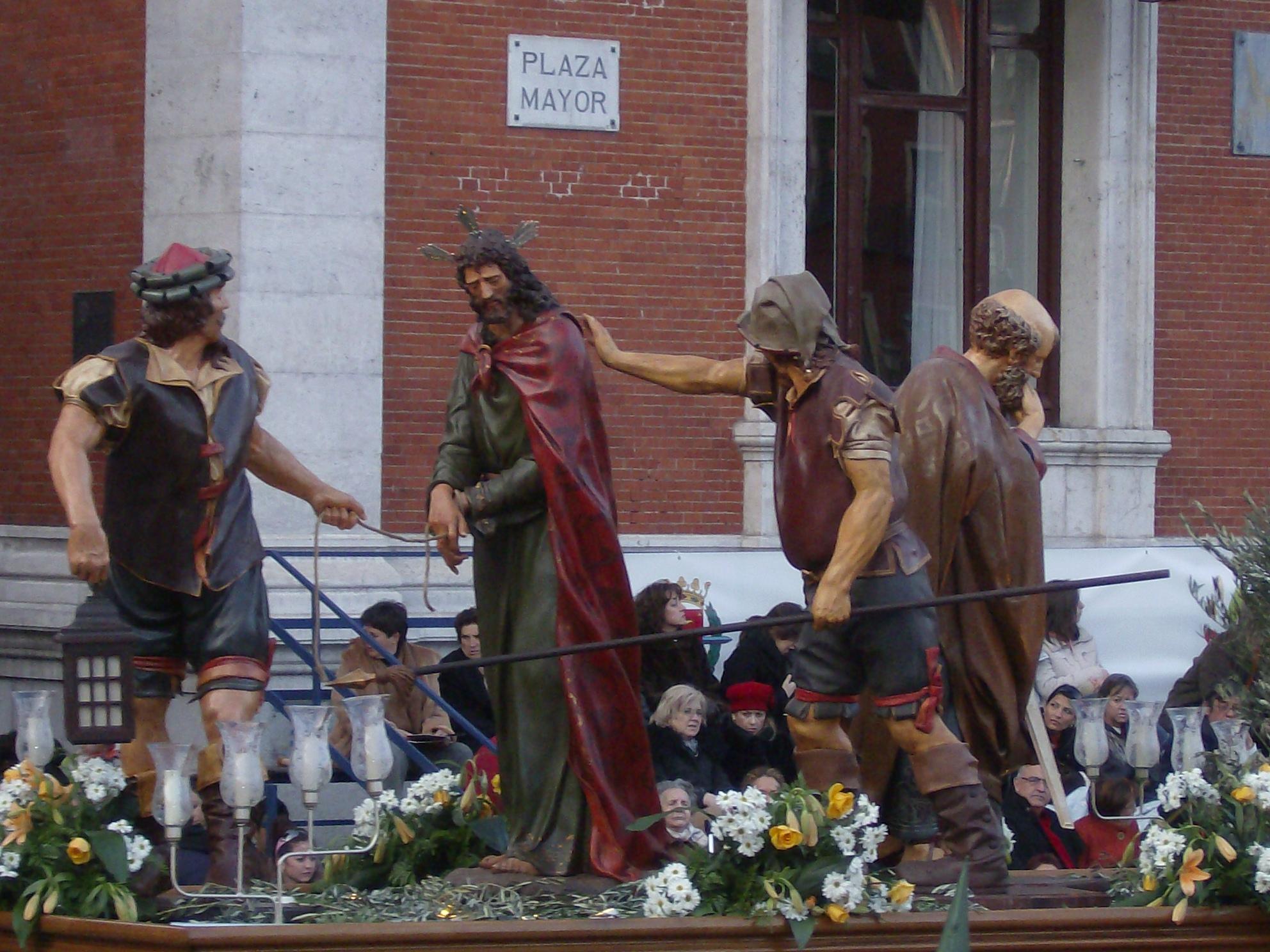Resultado de imagen de PASOS JESUS CONDENADO