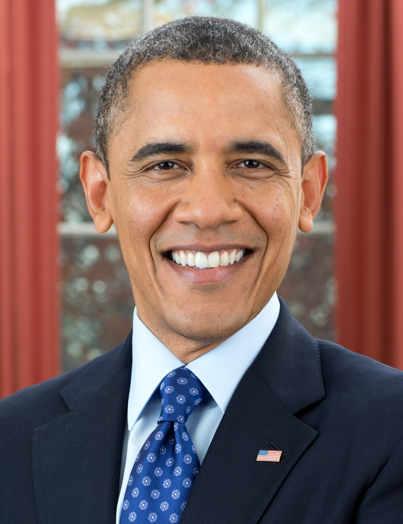 File President Barack Obama 2012 Portrait Crop Jpg