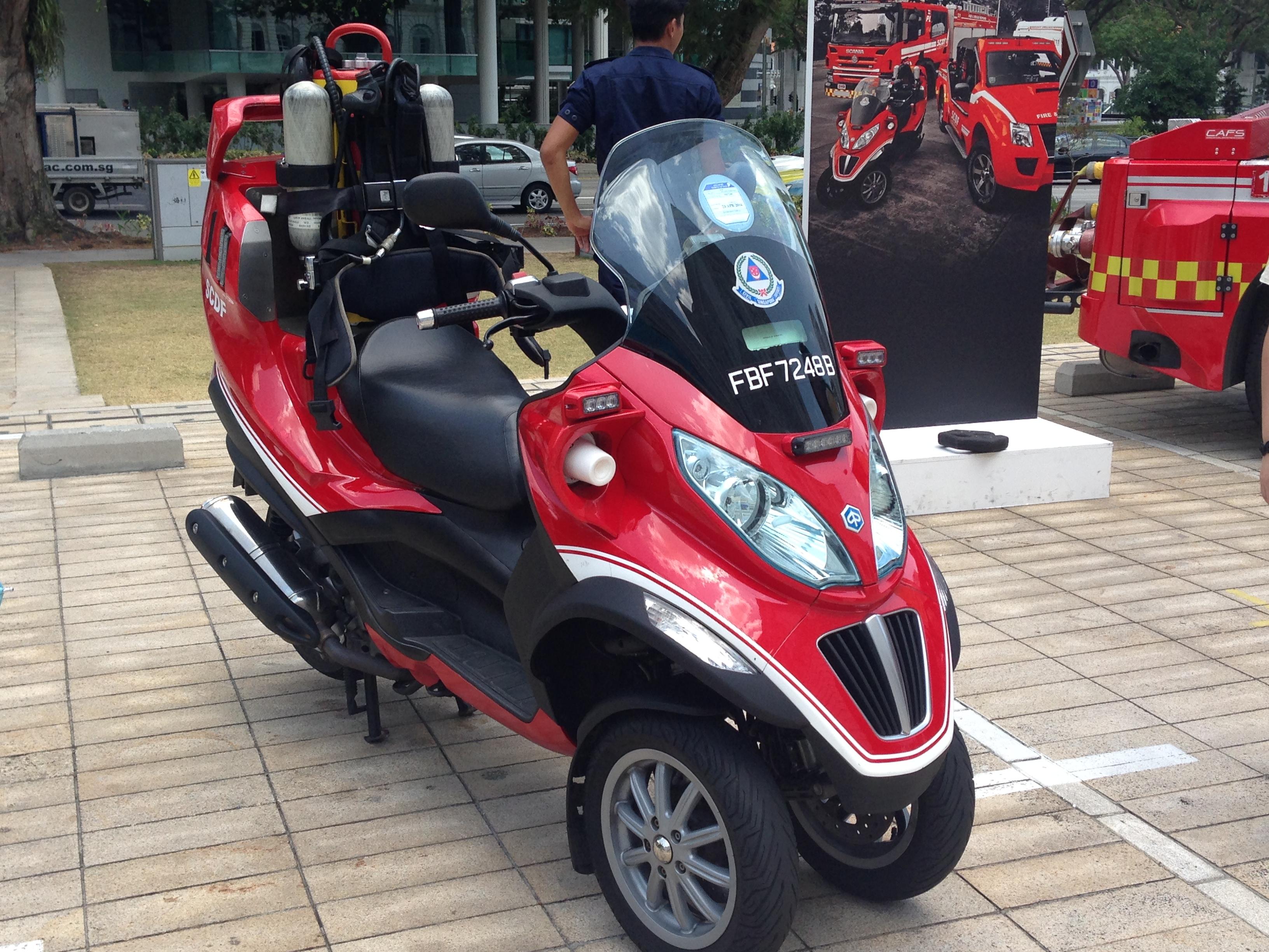 Scorpion  Wheel Sports Car